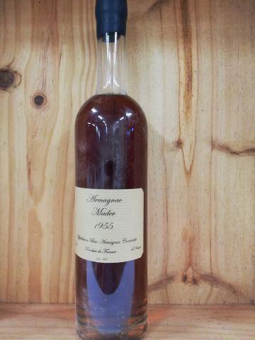 Bottle Bas Armagnac Domaine Mader 1955