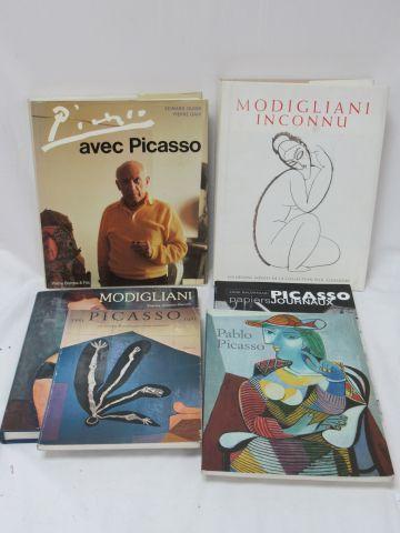Livres d'Art sur Picasso et Modigliani. Si vous ne pouvez pas vous déplacer, nou…