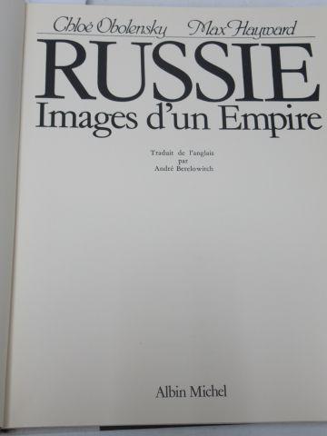 """OBOLENSKY HAYMARD """"Russie, images d'un Empire"""" Albin Michel, 1981 Si vous ne pou…"""