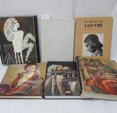 Lot de livres d'Art : Orsay, Louvre, David, Vatican … Si vous ne pouvez pas vous…