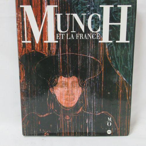 """Catalogue d'exposition du musée d'Orsay """"Munch et la France"""". RMN 1991 Si vous n…"""