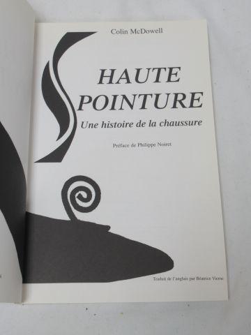 """Colin MAC DOWELL """"Haute pointure"""" Thames Hudson, 1988 Si vous ne pouvez pas vous…"""