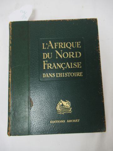 """ALBERTINI, MARCAIS et YVERT """"L'Afrique du Nord française dans l'Histoire"""". Illus…"""