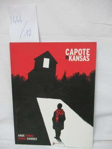 "Capote in Kansas"" album by Ande Parks and Chris Samnee. Akileos."
