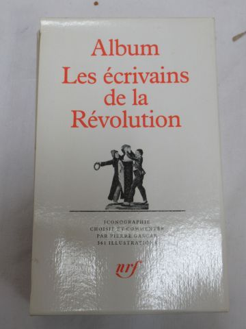 "Album of LA PLEIADE ""The Writers of the Revolution"" 1989"