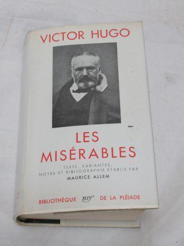 "LA PLEIADE, HUGO ""Les Misérables"", 1951"