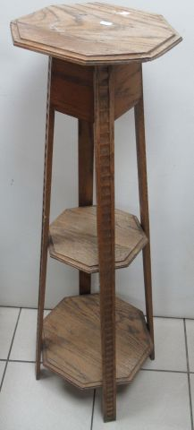 Wooden harness. Height: 110 cm