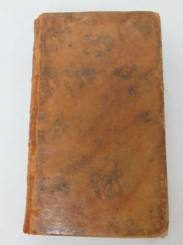 """""""The Lives of Solon and Publicola"""" Company of Booksellers, 1768. Bound in leathe…"""