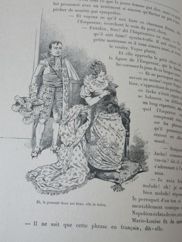 "DUPUIS ""Le Pages de Napoléon"" Illustrated after JOB. Paris, Delagrave, 1923."