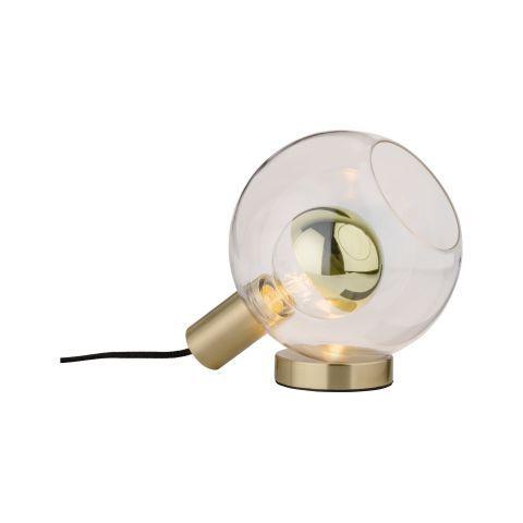 ALINEA (produit neuf) Lampe design verre laiton