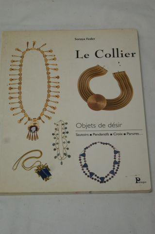 "Soraya FEDER ""Le collier, objet de désir"" Parangon, 2000"