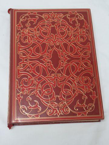 """""""La Sainte Bible"""" Lidis, 1973. 3 volumes sous emboîtage. (traces d'humidité)"""
