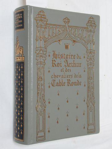 """Jean de BONNOT """"Histoire du Roi Arthur et des chevaliers de la Table Ronde"""" 1997"""