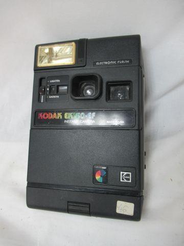 柯达相机EK160 EF 约1980年