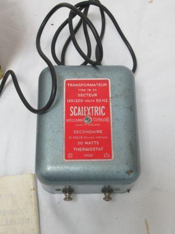 SCALEXTRIC Transformateur. 120/220 V