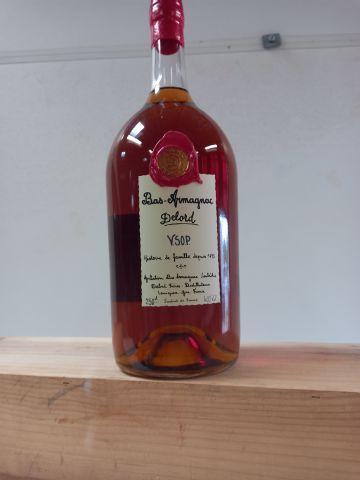Pot (250cl) Bas Armagnac Delord. VSOP. Famille Delord depuis 1893. 40% vol