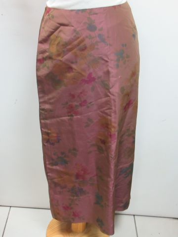 CACHAREL Jupe longue. Taille 36. Circa 1970.