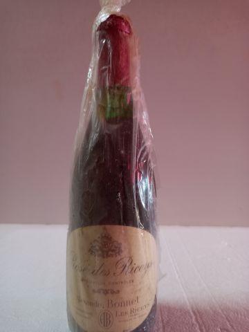 Vieille bouteille. S/m des années 60/70. Rosé de Riceyx. Alexandre Bonnet. Propr…