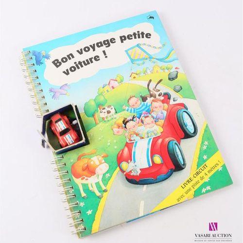 """Un livre de jeunesse """"Bon voyage petite voiture!"""" édité chez Piccolia composé d'…"""