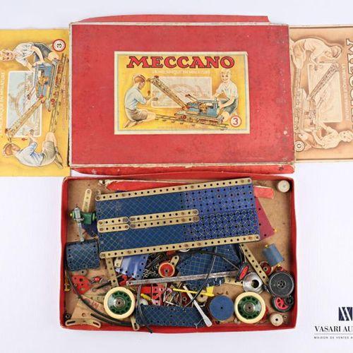 MECCANO PARIS Coffret La mécanique en miniature avec deux fasicules mode d'emplo…