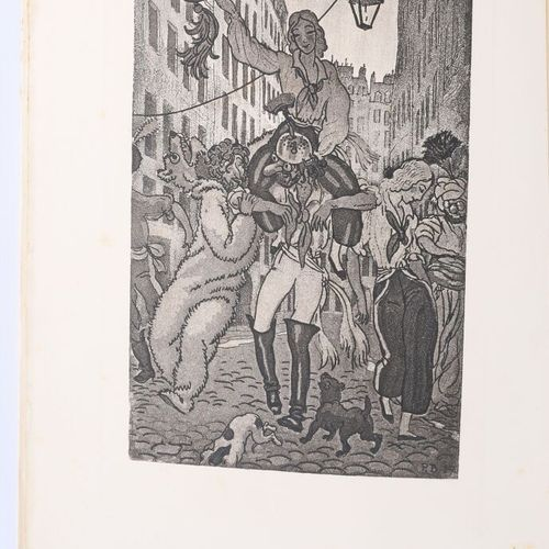 MURGER Henri Scènes de la vie de Boheme Paris Éditions d'art de l'intermédiaire …