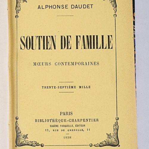 [ROMANS LITTERATURE]  Lot comprenant trente et un ouvrages :   DAUDET Alphonse L…