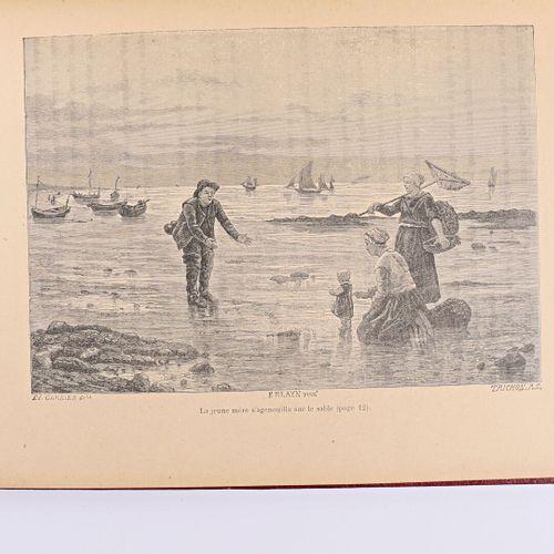 OTOBIRAZ les enfants de la mer Paris A. Hatier sd un volume in 4° reliure pleine…