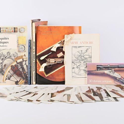 [CATALOGUES & REVUES]  Lot comprenant sept ouvrages :   La revue française de l'…