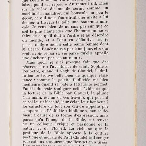 [LITTERATURE]  ROUSSEAUX André Littérature du vingtième siècle Paris, Albin Mich…