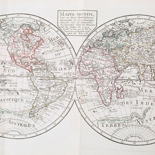 De LERIS La géographie rendue aisée ou traité méthodique pour apprendre la géogr…