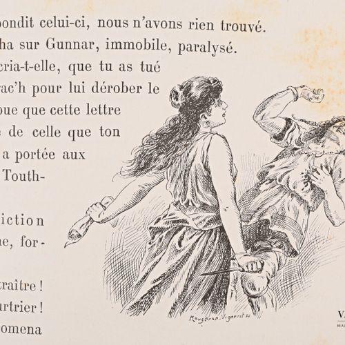 VINCENT Charles La naissance d'une ville Paris librairie E. Dentu 1893 un volume…