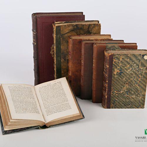 [LITTERATURE]  Lot comprenant sept ouvrages :   MEZIERES A. Hommes et Femmes d'h…