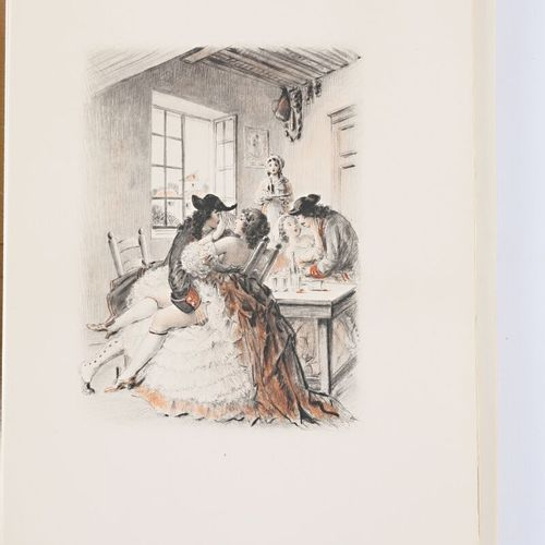 SOULAGES Gabriel Le malheureux petit voyage ou la misérable fin de Madame de Con…