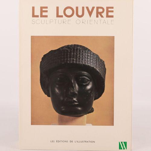 [BEAUX ARTS]  COLLECTIF Le Louvre Sculpture Orientale/Egyptienne/Grecque/Romaine…
