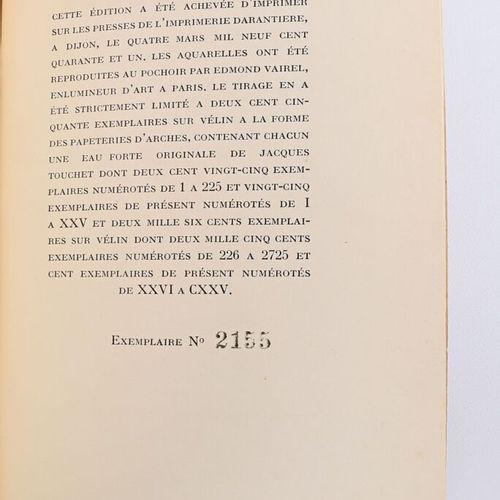 ARISTOPHANE Lysistrata Paris Les éditions Émile CHamontin 1941 un volume in 12° …
