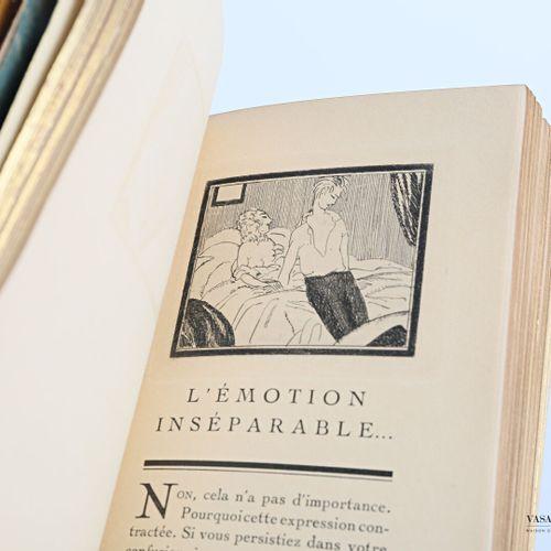 Mme X...& PAUL REBOUX Trente deux poèmes d'Amour; Illustrations gravées à l'eau …