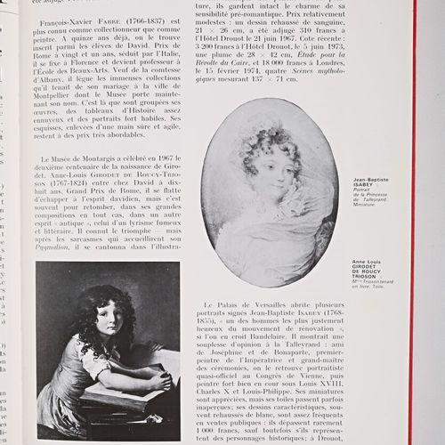 [BEAUX ARTS]  Lot comprenant :   SCHURR Gérald 1820 1920 Les petits Maitres de l…