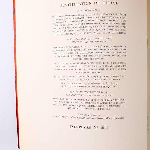MALRAUX André La Condition humaine/Le temps du mépris/La tentation de l'occident…