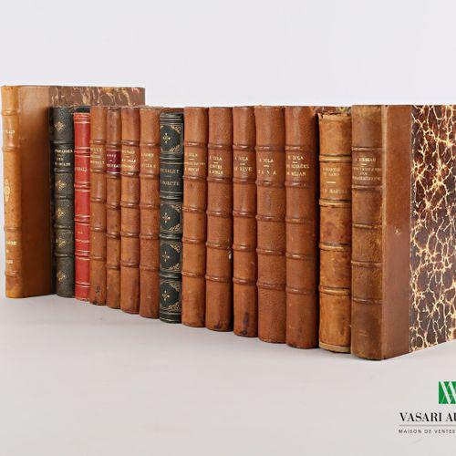 [LITTERATURE & ROMANS]  Lot de quinze ouvrages :   ZOLA Emile Contes à Ninon/Nou…