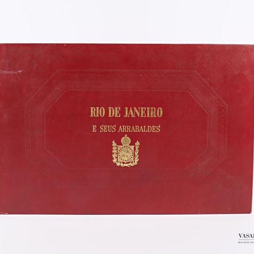 BERTICHEM P.G. O Rio de Janeiro e Jesus arrabaldes 1856 Rio de Janeiro Livraria …