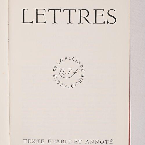 [LA PLEIADE]   MADAME DE SEVIGNE Lettres Texte établi et annoté par Gérard Gaill…