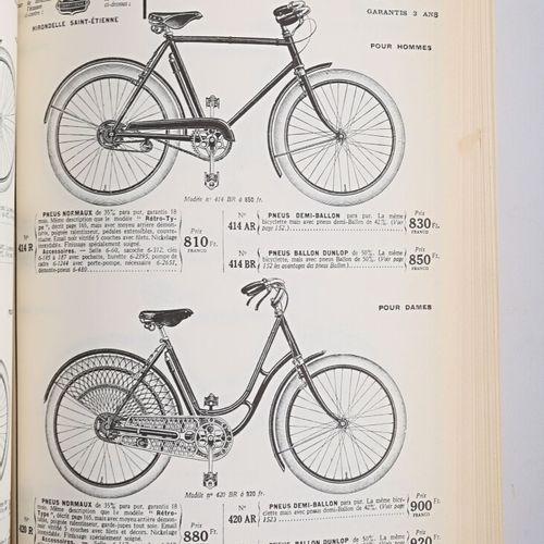 ANONYME Manufacture Française d'armes & cycles (réedition intégrale du catalogue…