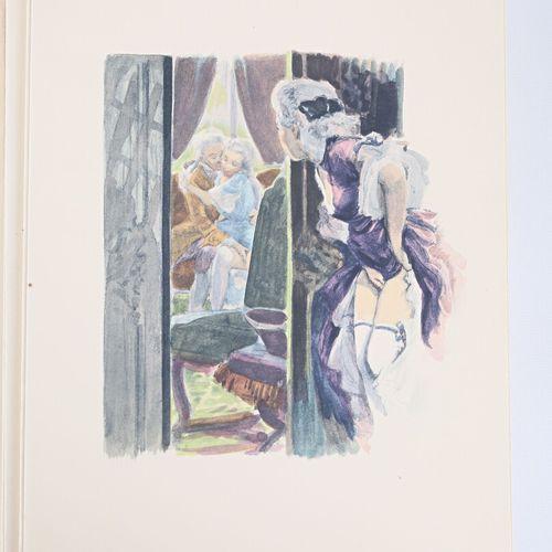 [LIBERTINAGE]  ANONYME Les égarements de Julie Paris, Eryx, 1900 1 vol. In 4° co…
