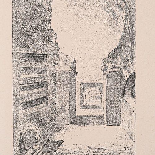 WISEMAN Cardinal Fabiola ou l'église des catacombes Tours Alfred Mame et fils sd…