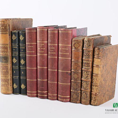 [LITTERATURE]  Lot comprenant dix ouvrages :   LE NORMAND L Séb. L'art du distil…