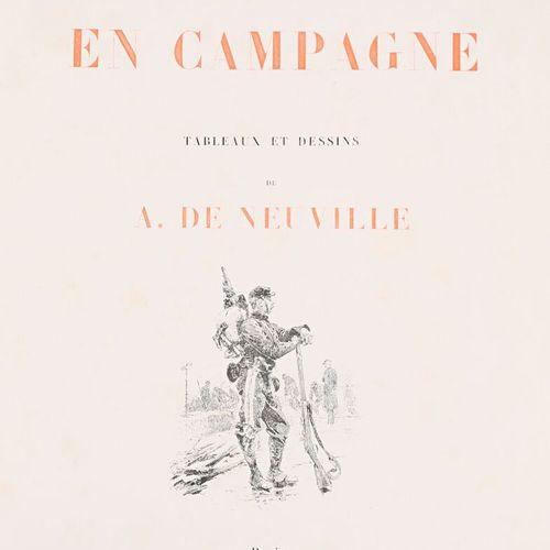 RICHARD Jules En campagne Paris Boussod, Valadon & Cie, L'Univers illustre sd un…