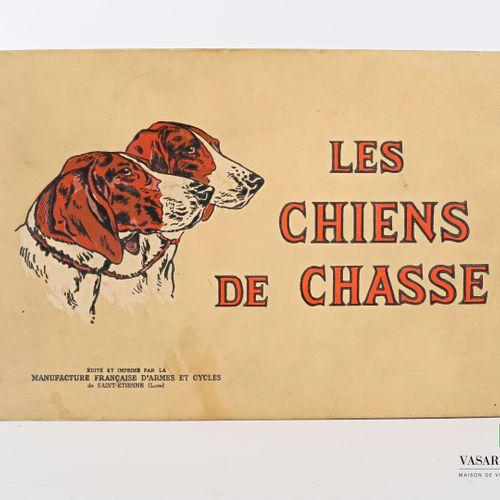 SAMAT J. B. MAHLER CASTELLAN Les chiens de chasse Manufacture Française Armes Et…