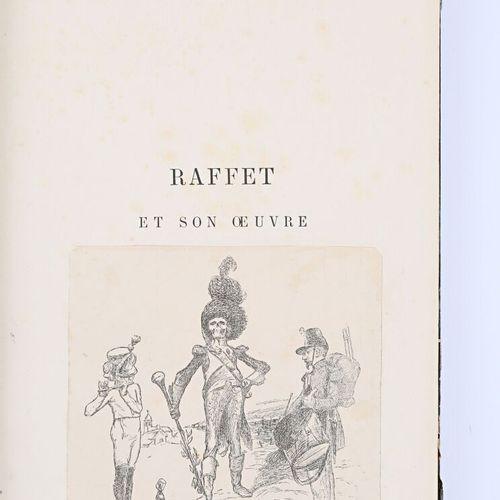 DAYOT Armand Raffet et son oeuvre Librairies imprimeries réunies sd un volume gr…