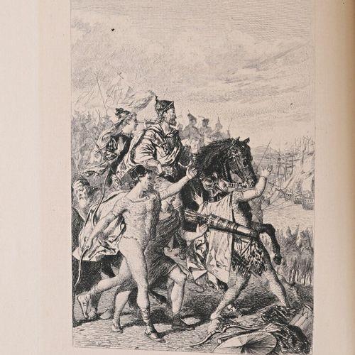 SWIFT Jonathan Les quatre voyages du capitaine Gulliver traduction de l'Abbé Des…
