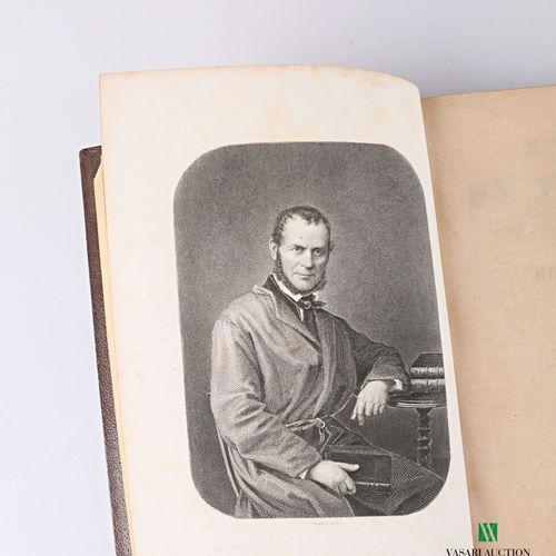 [HISTOIRE]  MARTIN Henri Histoire de France Quatrième édition Paris, Furne, 1857…